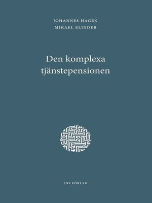 cover image of Den komplexa tjänstepensionen