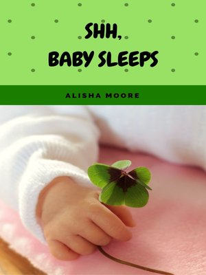 cover image of Shh, baby sleeps