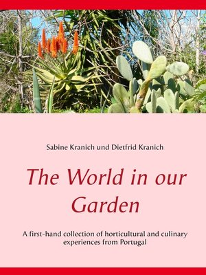 cover image of The World in our Garden