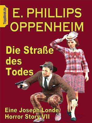 cover image of Die Straße des Todes