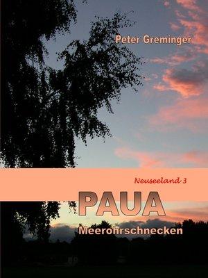cover image of Paua