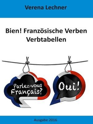 cover image of Bien! Französische Verben