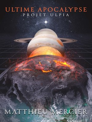 cover image of Ultime apocalypse
