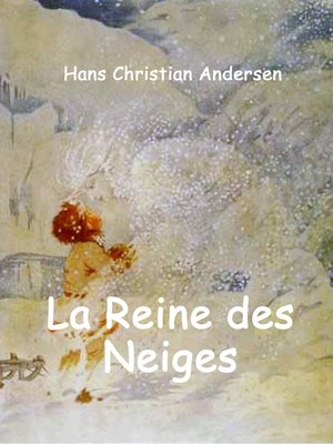 cover image of La Reine des Neiges