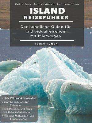 cover image of Island Reiseführer--Der handliche Guide für Individualreisende mit Mietwagen