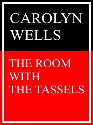 cover image of The Room with the Tassels