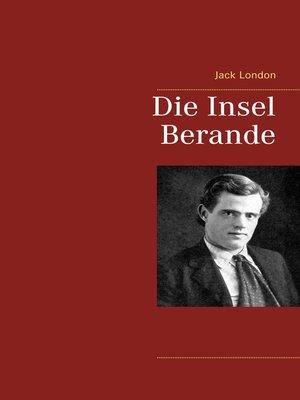 cover image of Die Insel Berande
