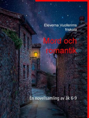 cover image of Mord och romantik