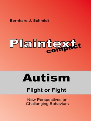 cover image of Autism--Flight or Fight