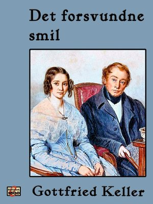 cover image of Det forsvundne smil