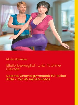 cover image of Bleib beweglich und  fit ohne Geräte!