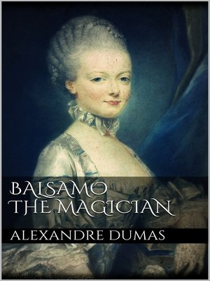 cover image of Balsamo, the Magician