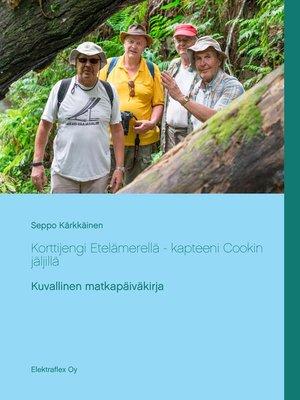 cover image of Korttijengi Etelämerellä--kapteeni Cookin jäljillä