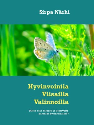 cover image of Hyvinvointia Viisailla Valinnoilla