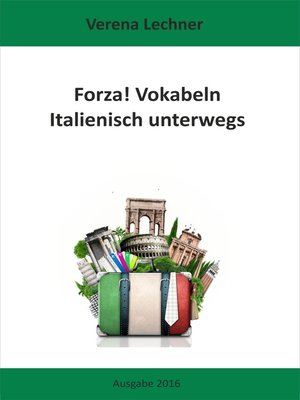 cover image of Forza! Vokabeln