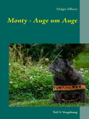 cover image of Monty--Auge um Auge