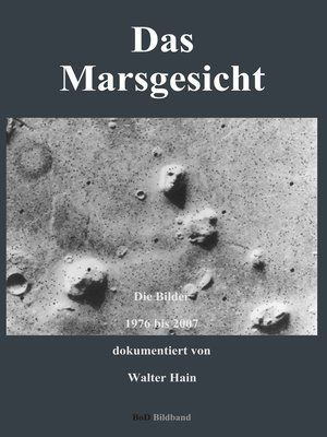 cover image of Das Marsgesicht