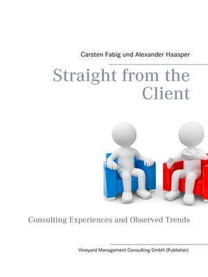 cover image of Straight from the Client