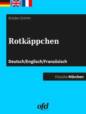 cover image of Rotkäppchen