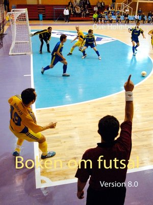 cover image of Boken om futsal
