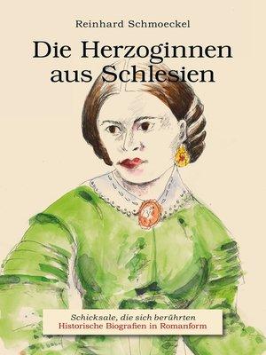 cover image of Die Herzoginnen aus Schlesien