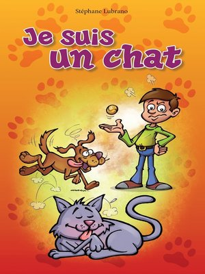 cover image of Je suis un chat