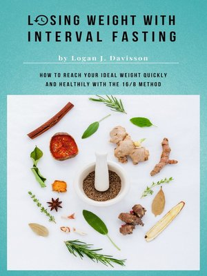 cover image of Losing Weight With Interval Fasting--All Food ... But Please With Breaks