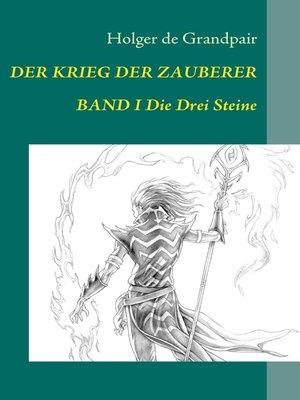 cover image of Der Krieg der Zauberer, Band 1