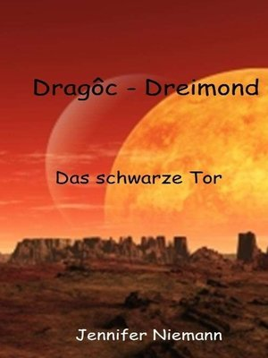 cover image of Das schwarze Tor