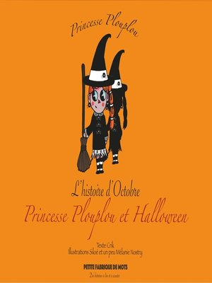 cover image of Princesse Plouplou et Halloween