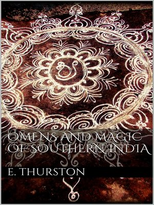 cover image of Omens and magic of Southern India