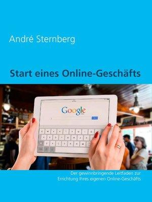 cover image of Start eines Online-Geschäfts