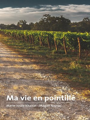 cover image of Ma vie en pointillé