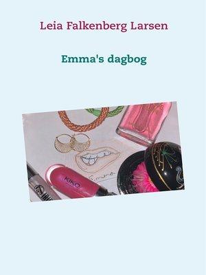 cover image of Emma's dagbog