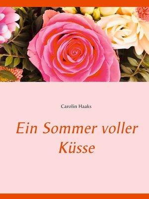 cover image of Ein Sommer voller Küsse