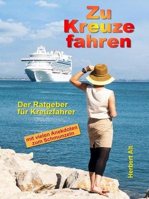 cover image of Zu Kreuze fahren
