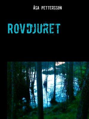 cover image of Rovdjuret
