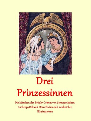 cover image of Drei Prinzessinnen