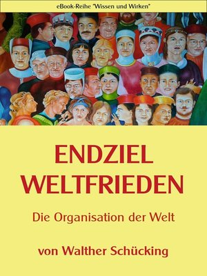 cover image of Endziel Weltfrieden