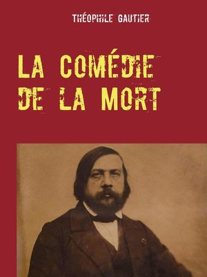 cover image of La Comédie de la Mort