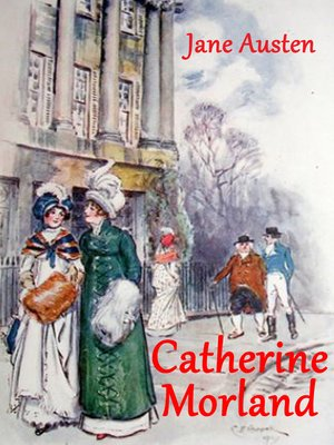 cover image of Catherine Morland (Northanger Abbey)