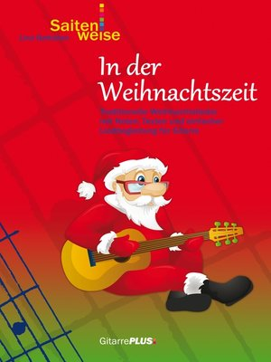cover image of In der Weihnachtszeit