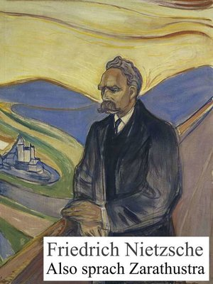 cover image of Also sprach Zarathustra