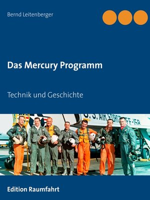 cover image of Das Mercury Programm