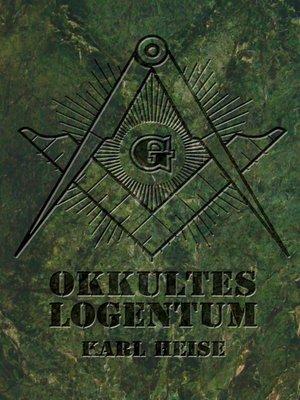 cover image of Okkultes Logentum