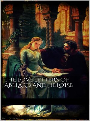 cover image of The love letters of Abelard and Heloise