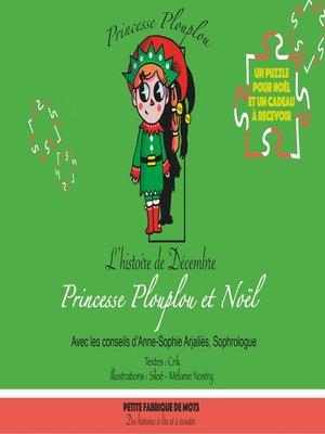cover image of Princesse Plouplou et Noël