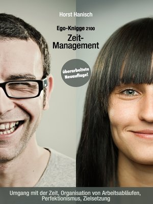 cover image of Zeit-Management--Ego-Knigge 2100