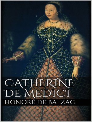 cover image of Catherine De Medici