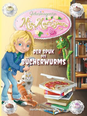 cover image of Der Spuk des Bücherwurms